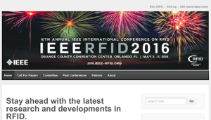 IEEE RFID 2016