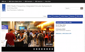 IEEE Radio Frequency Integrated Circuits Symposium