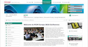 PCIM Europe Conference