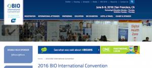 2016 BIO International Convention