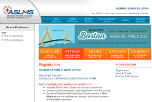 ASLMS 2016