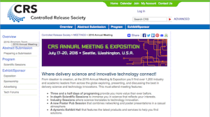 CRS Annual Meeting and Exposition