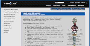 KeyCreator Direct CAD
