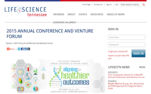 Life Science Tennessee Annual Conference and Venture Forum