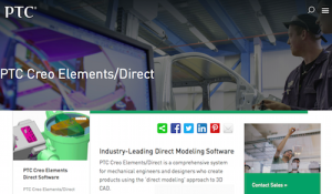 PTC Creo ElementsDirect