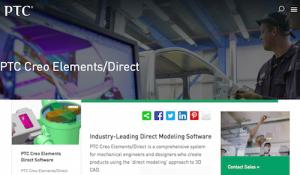 PTC Creo ElementsDirect