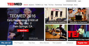TEDMED 2016
