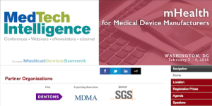 mHealth for Medical Device Manufacturers