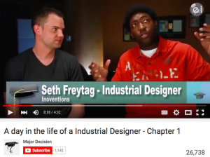 A Day in the Life of a Industrial Designer Chapter 1