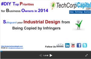 Intellectual Property Strategy Industrial Design Registration in India