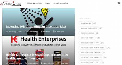 Edison Nation Blog