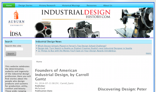 Industrial Design History