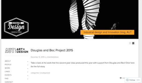 Industrial Design and Innovation Blog