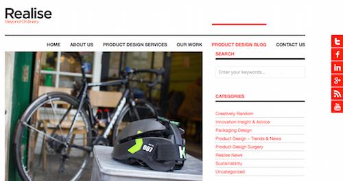 Realise Product Design Blog