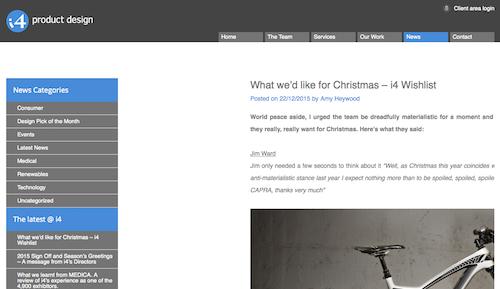 i4 Product Design Blog