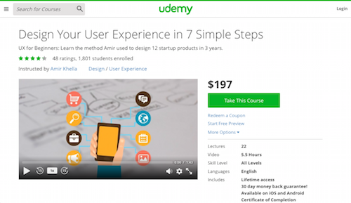 Design Your User Experience in 7 Simple Steps UX for Beginners