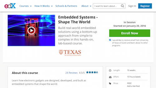 Embedded Systems Shape the World