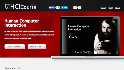 Human Computer Interaction Course