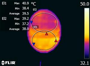 heating-zones