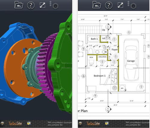 50 awesome product design and development apps pannam turboviewer is a free app and a native dwg viewer that supports both 2d and 3d cad dwg files on the ios platform also available for android devices malvernweather Images