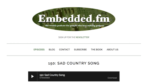 Embeddedfm