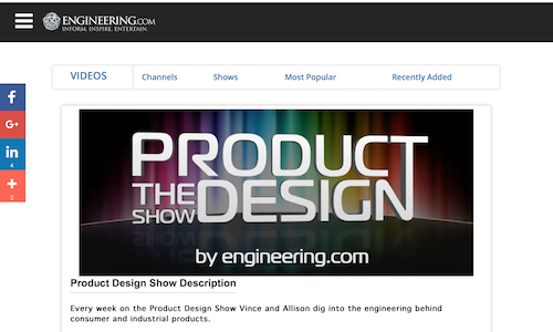 Product Design Show