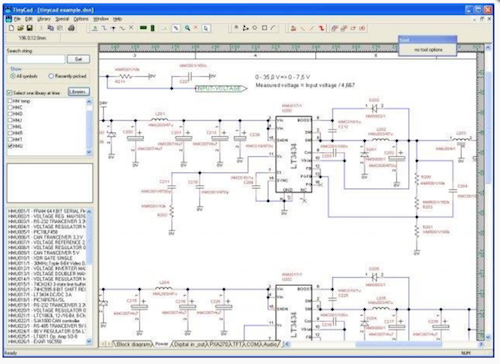 46 top pcb design software tools for electronics engineers pannam rh pannam com  circuit diagram drawing app