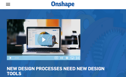 Onshape for Professional Design Teams