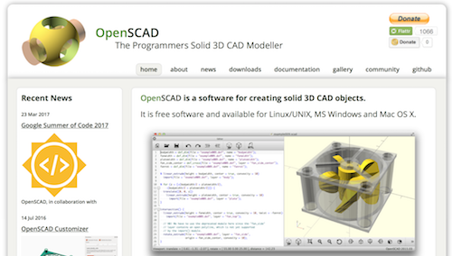3d cad software for mac os x