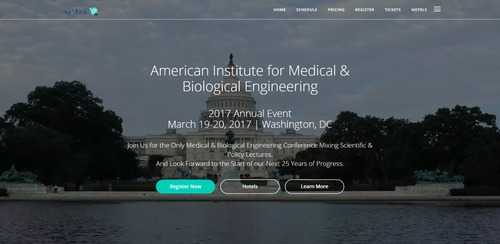 AIMBE 2017 Annual Event