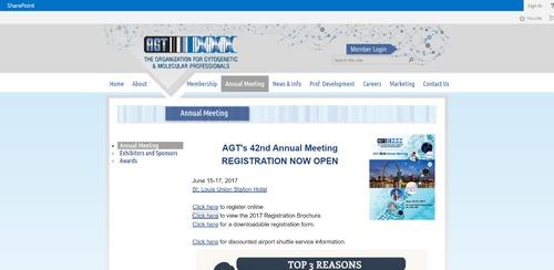 AGT Annual Meeting