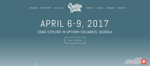 Creative South 2017