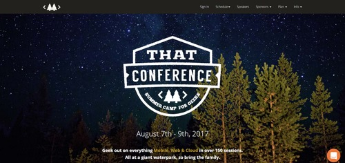 That Conference 2017