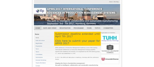 AMPS 2017 International Conference